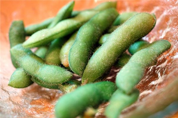 The meaning and symbol of Edamame in dream