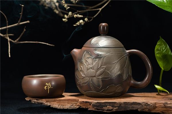 The meaning and symbol of Tea set in dream