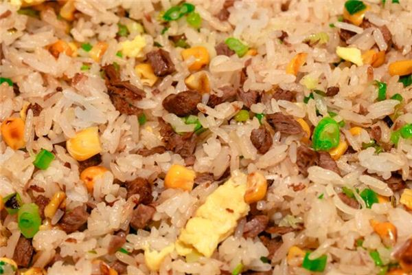The meaning and symbol of Egg Fried Rice in dream