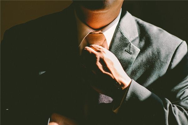 The meaning and symbol of wear a tie in dream