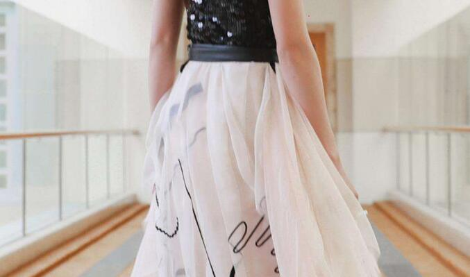 The meaning and symbol of Skirt so beautiful in dream