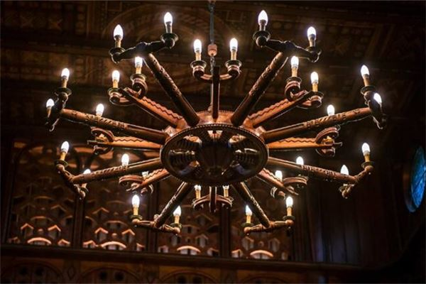 The meaning and symbol of Chandelier in dream