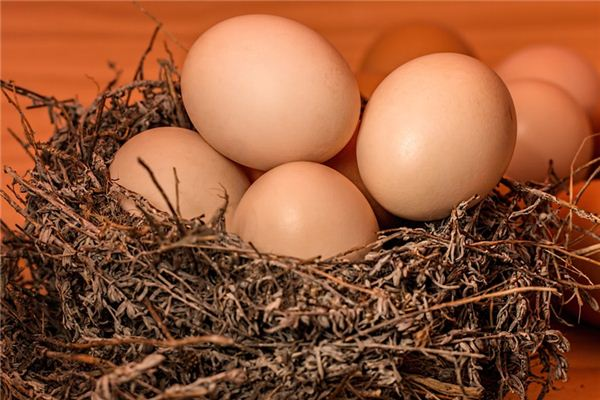The meaning and symbol of Pick up eggs in dream