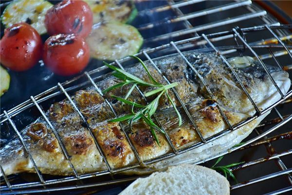 The meaning and symbol of Grilled fish in dream