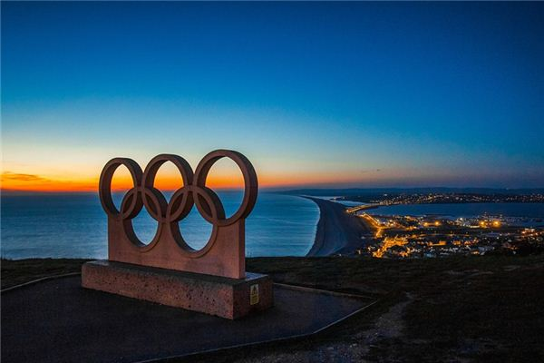 What is the meaning and symbol of seeing the Olympics in the dream?