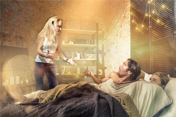 What is the meaning and symbol of adultery in the dream?