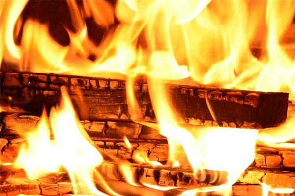The meaning and symbol of roasting fire in dreams